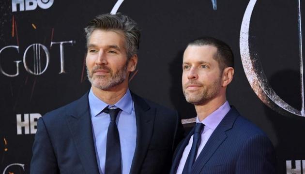 Творці «Гри престолів» підписали контракт з Netflix