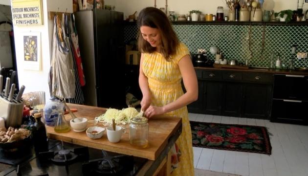 Британці обожнюють борщ і їдять сало, якщо його модно назвати - шеф-кухар Ольга Геркулес