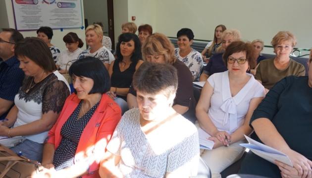 На Львівщині фахівці ОТГ вивчали принципи бюджетного регламенту