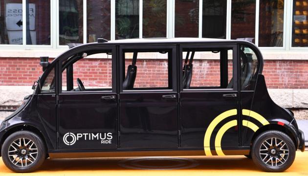 У Нью-Йорку тестують безпілотне таксі