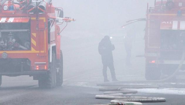 Під Архангельськом горить військова частина: є загиблі, можливий витік радіації