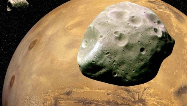 Япония готовит космическую миссию к спутникам Марса