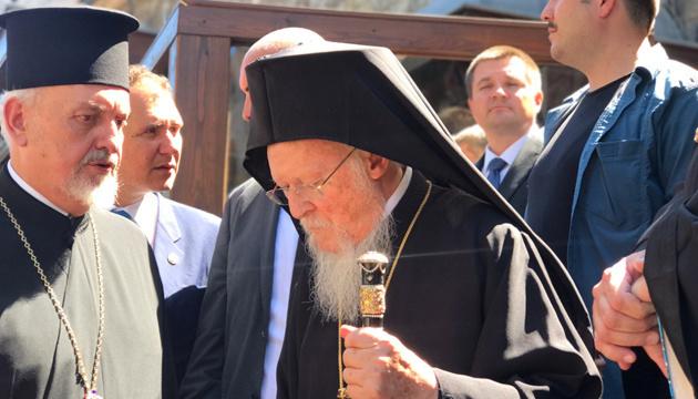 Варфоломій не підтримав ініціативу Москви щодо проведення собору в Йорданії