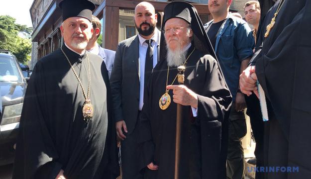 Bartholomäus: Konstantinopel wird sich niemals in innere Angelegenheiten der Ukrainischen Kirche einmischen