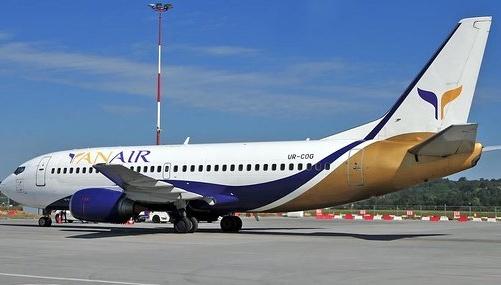 Українські авіакомпанії збільшують кількість рейсів до Батумі