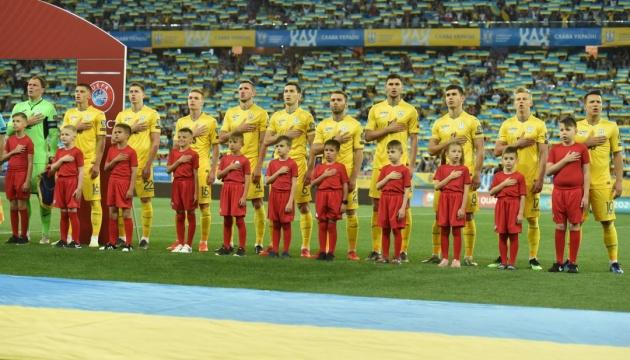 Сборная Украины по футболу осенью проведет спарринги в Днепре и Запорожье
