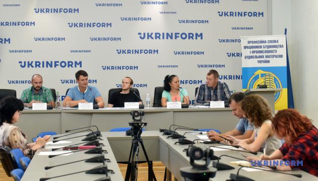 Кранівники України вимагають від працедавців забезпечення гідних умов праці