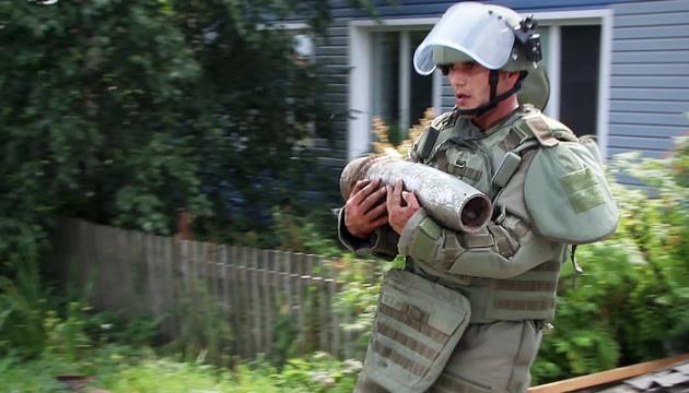 В России под Ачинском - снова взрывы на складе боеприпасов