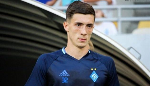 Захисник «Динамо» Очігава перейшов у «Ворсклу»