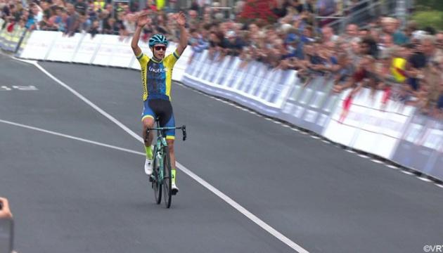 Українець Пономар – чемпіон Європи з велоспорту