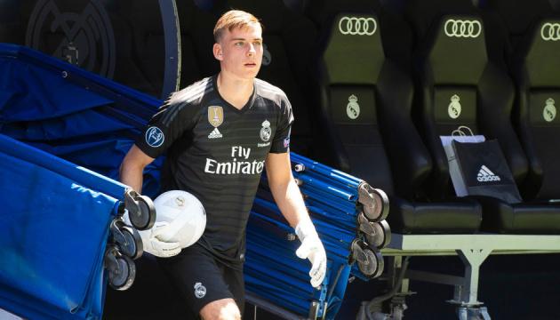 Лунин может перейти в «Милан» - СМИ