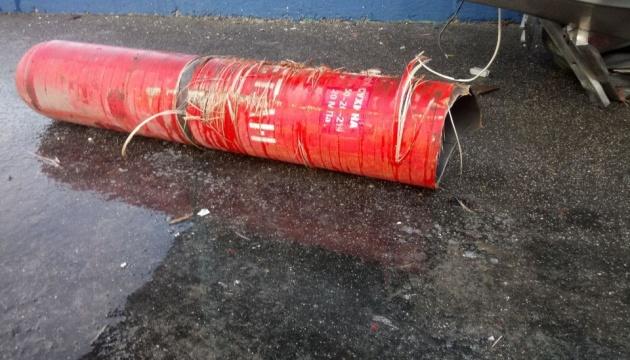 У Запоріжжі на заправці вибухнув газовий балон авто, є постраждалий