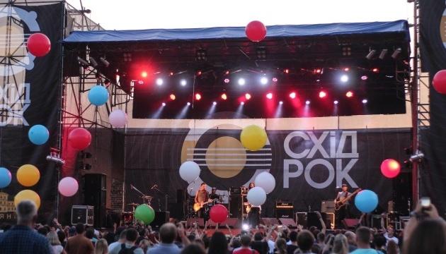 На Сумщині проходить міжнародний рок-фестиваль