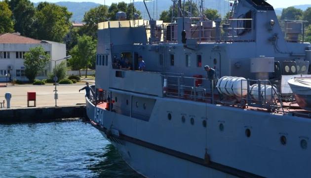 Морський похід: українські катери зайшли до головної бази ВМС Туреччини