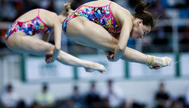 Україна виграла шосту медаль на ЧЄ зі стрибків у воду