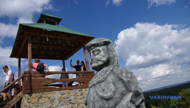 У Більському городищі на Полтавщині відкрили локації для туристів