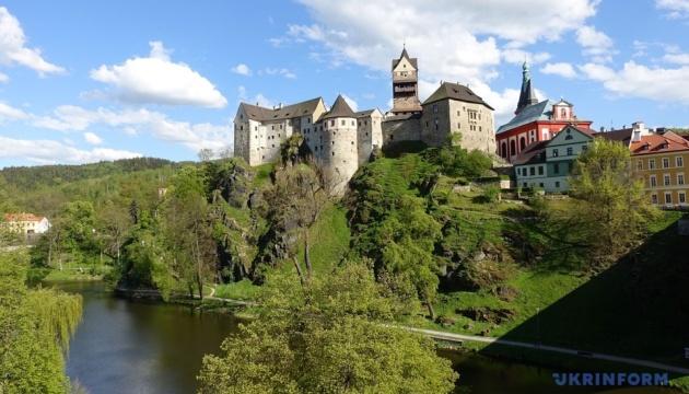 Чешский Локет погрузился в Средневековье