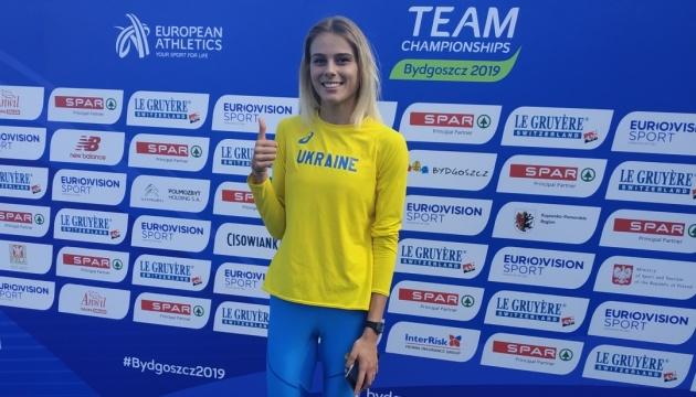 Україна зберегла місце у легкоатлетичній Суперлізі