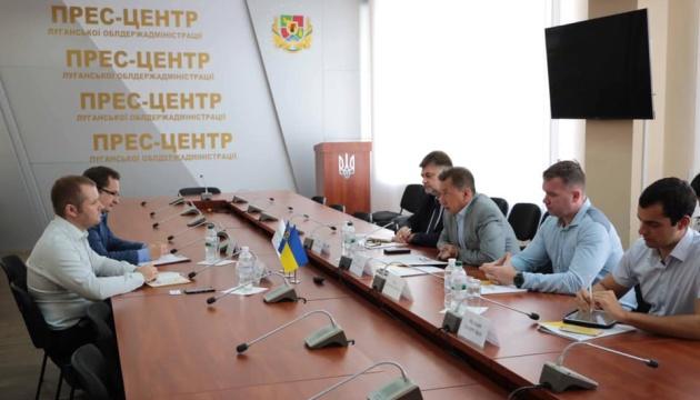 USAID поможет Луганщине в создании ІТ-школы UNIT Factory