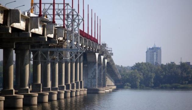 Новий міст у Дніпрі за 2 місяці: зразки бетону перевірить прокуратура