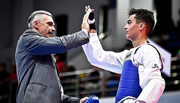 Миколаївський спортсмен став чемпіоном світу з тхеквондо серед кадетів