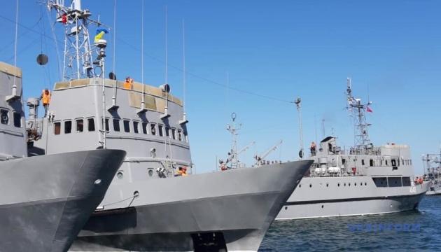 Українські кораблі перебуватимуть з візитом у Туреччині до 17 серпня