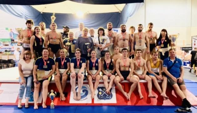 Українські сумоїсти здобули 22 медалі Кубка Європи у Польщі