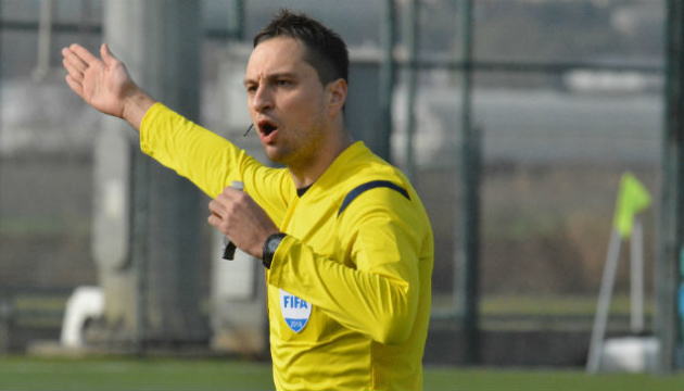 Українські футбольні арбітри працюватимуть на матчі Ліги Європи у Грузії