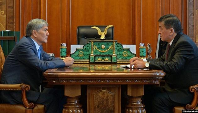 Как и почему президент Киргизстана экс-президента «съел»