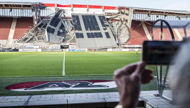 Сьогодні УЄФА визначиться з місцем проведення поєдинку АЗ -