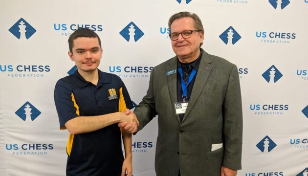 Гросмейстер із Вінниці виграв чемпіонат США