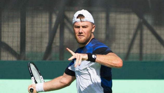 Марченко зіграє проти лідера посіву в 2 колі турніру ATP в Порторожі