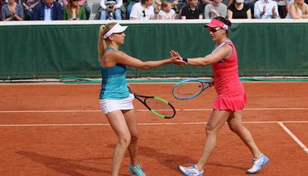 Надія Кіченок програла на старті парного турніру WTA в Цинциннаті