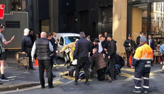 У Сіднеї внаслідок різанини загинула жінка, ще одна - поранена