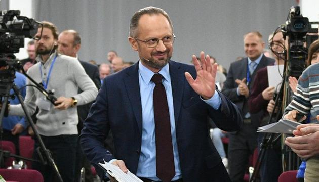 Volodymyr Zelensky a démis Roman Bezsmertnyi du poste de représentant de l'Ukraine à Minsk