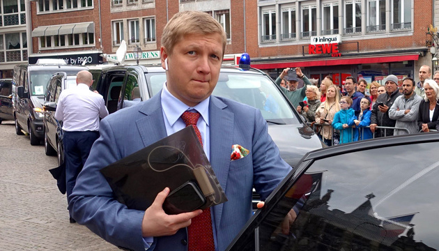 Газпром суттєво скоротив транзит через Україну - Коболєв