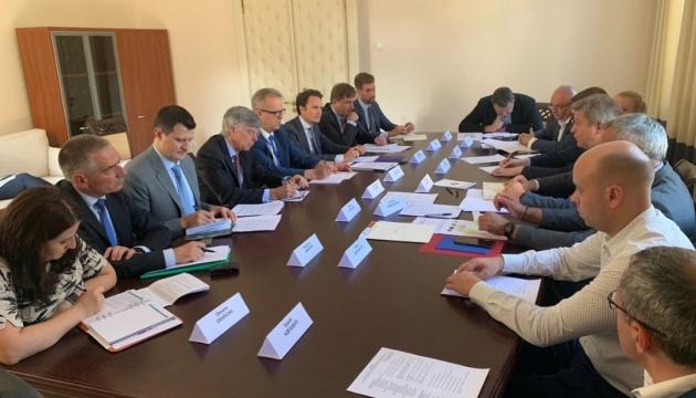 У РНБО обговорили реформу СБУ з міжнародними експертами