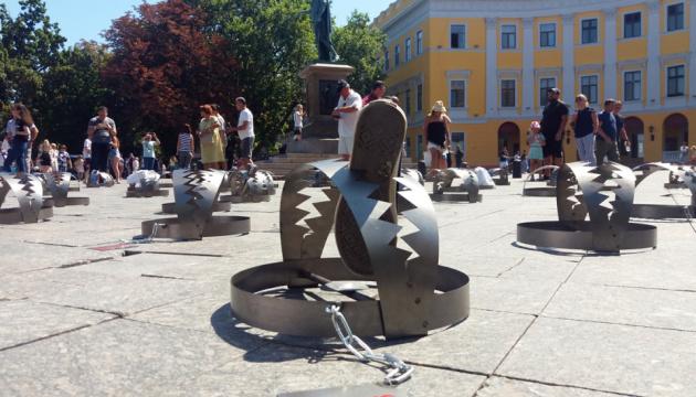 Українські правозахисники розпочали регіональний тур на підтримку в'язнів Кремля