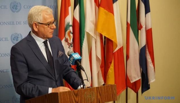 Polonia apoya la propuesta de Zelensky de ampliar el 'formato Normandía'