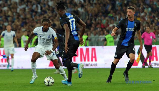 El Dynamo de Kyiv jugará en la UEFA Europa League