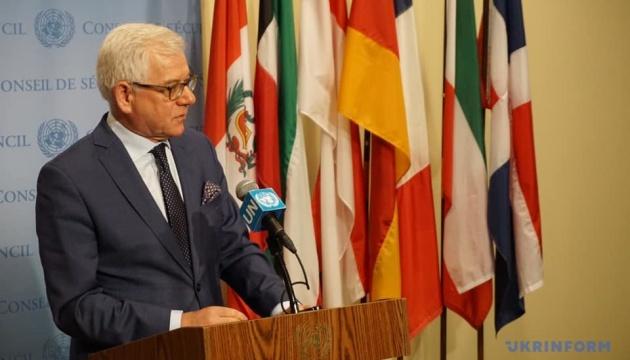 ООН не сприйняла ідею призначити спецпредставника в Україні - Чапутович