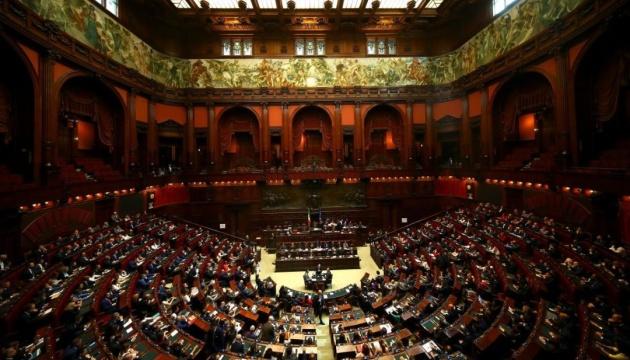 Італія проголосує за вотум недовіри уряду 20 серпня