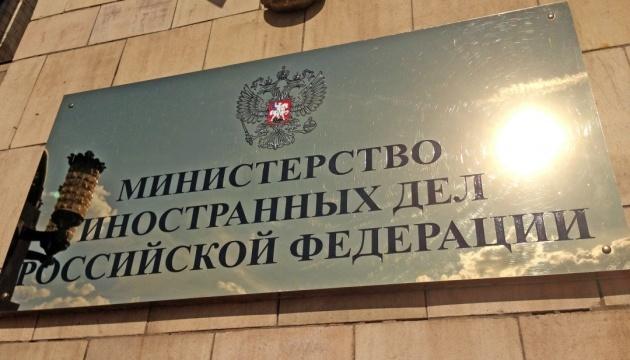 Russia declares Ukrainian diplomat persona non grata