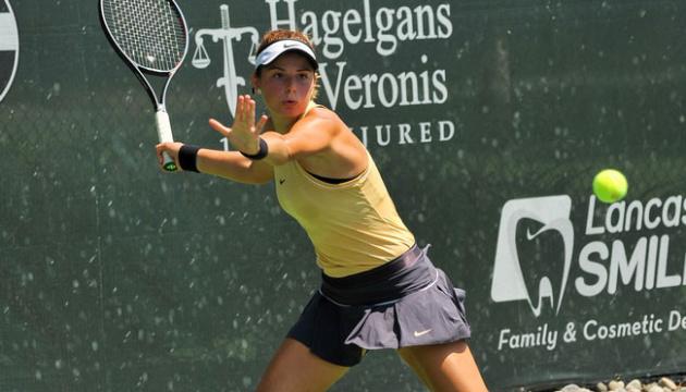 Завацька зупинилася в 2 колі турніру ITF у Конкорді