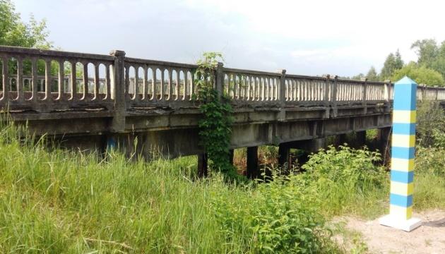 На ремонт мосту на кордоні з Білоруссю піде 16 мільйонів із бюджету