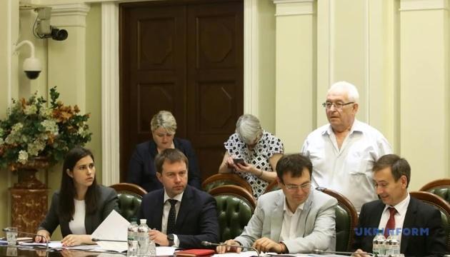 Підготовча група розгляне питання щодо кількості комітетів Ради та їх складу