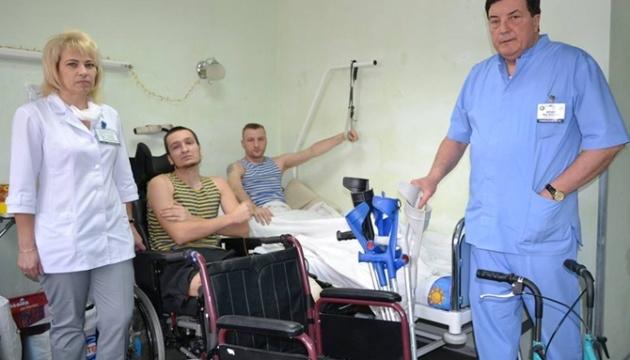 Кращий лікар України - 2019 врятував більше 500 поранених на Донбасі військових