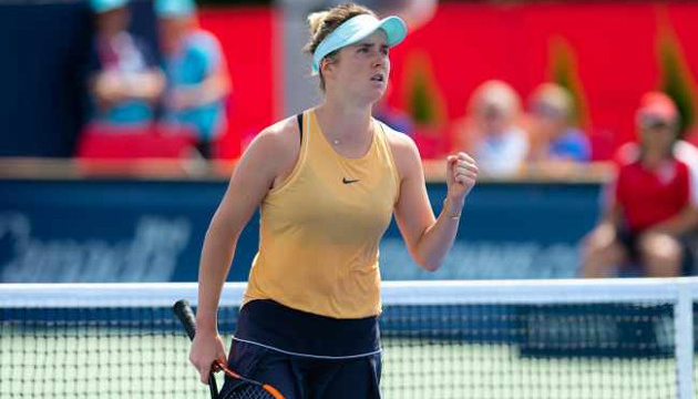 Світоліна є фавориткою протистояння з Мертенс у 2 колі турніру WTA в Цинциннаті