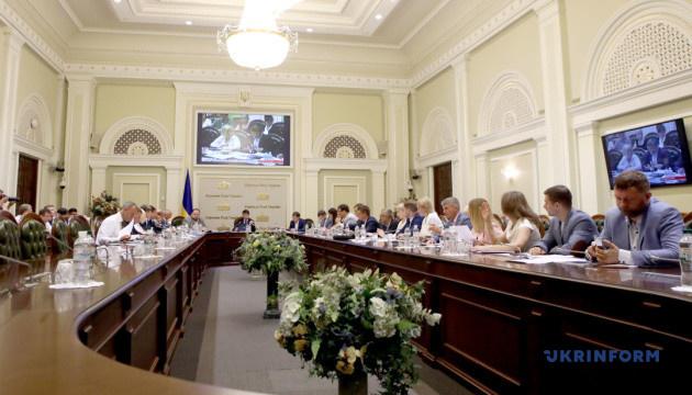 Разумков: Завтра визначимо склад комітетів, а 20 серпня — кандидатів від політсил