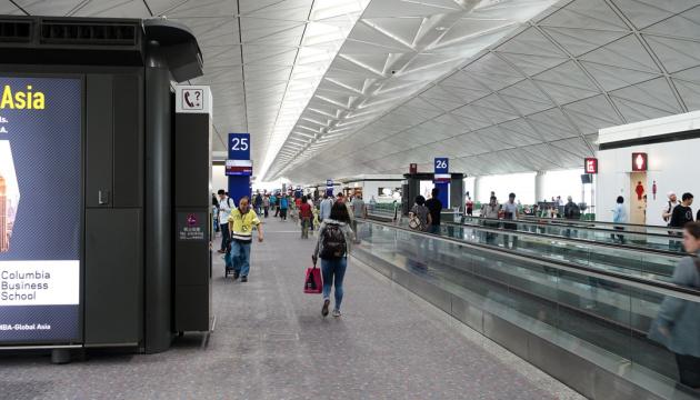 Аеропорт Гонконга знову працює